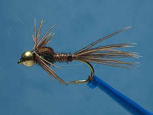 Bead Head Pheasant Tail Nymph image